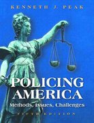 Policing America 5th edition 9780131188648 013118864X