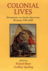 Colonial Lives 1st Edition 9780195125122 0195125126