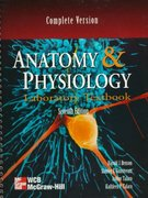 Anatomy & Physiology Lab Text, Complete Version 7th edition 9780697282552 0697282554