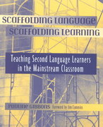 Scaffolding Language, Scaffolding Learning 1st Edition 9780325003665 0325003661