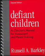 Defiant Children, Second Edition 2nd edition 9781572301238 1572301236