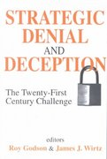 Strategic Denial and Deception 0 9780765808981 0765808986