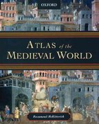Atlas of the Medieval World 0 9780195221589 0195221583