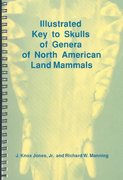 Illustrated Key to Skulls of Genera of North American Land Mammals 0 9780896722897 0896722899