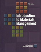 Introduction to Materials Management 5th edition 9780131128743 0131128744