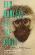 How Monkeys See the World 0 9780226102467 0226102467
