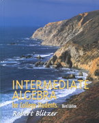Intermediate Algebra for College Students 3rd edition 9780130319623 0130319627
