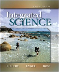 Integrated Science 4th edition 9780073353173 0073353175