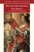 The Prince 1st Edition 9780192804266 019280426X