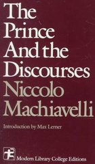 The Prince and The Discourses 1st edition 9780075535775 0075535777