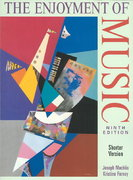 Enjoyment of Music 9th edition 9780393943320 0393943321