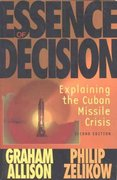 Essence of Decision 2nd edition 9780321013491 0321013492