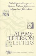 The Adams-Jefferson Letters 0 9780807842300 0807842303