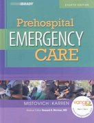 Prehospital Emergency Care 8th edition 9780131741447 0131741446