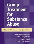 Group Treatment for Substance Abuse 1st Edition 9781572306257 1572306254
