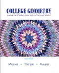 College Geometry  A Problem Solving Approach with Applications
