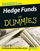 Hedge Funds For Dummies 1st edition 9780470049273 0470049278