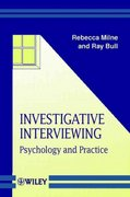 Investigative Interviewing 1st edition 9780471987291 0471987298