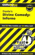 CliffsNotes on Dante's Divine Comedy 1st edition 9780764586545 0764586548