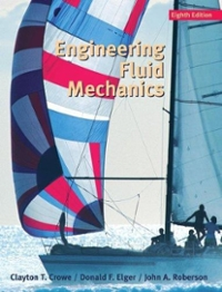 Engineering Fluid Mechanics 8th edition 9780470086391 0470086394
