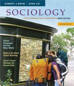 Sociology 2nd edition 9780495096337 0495096334