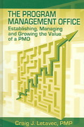 The Program Management Office 1st Edition 9781932159592 1932159592