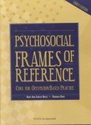 Psychosocial Frames of Reference 3rd Edition 9781556424946 1556424949