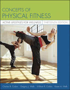 Concepts of Physical Fitness 13th edition 9780073138794 0073138797