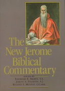 The New Jerome Biblical Commentary 1st edition 9780136149347 0136149340