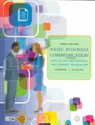 Basic Business Communication 10th Edition 9780073080178 0073080179