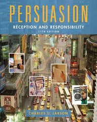 Persuasion 11th Edition 9780495091592 0495091596