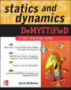 Statics and Dynamics Demystified 1st edition 9780071478830 0071478833