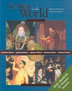 The West in the World 2nd edition 9780072973204 007297320X