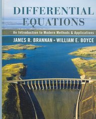 Differential Equations 1st edition 9780471651413 0471651419