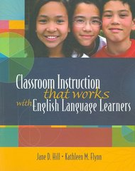Classroom Instruction That Works with English Language Learners 0 9781416603900 1416603905