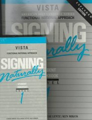 Signing Naturally 1st Edition 9780915035106 0915035103