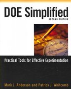 DOE Simplified 2nd edition 9781563273445 1563273446