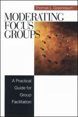 Moderating Focus Groups 1st Edition 9780761920441 0761920447