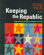 Keeping the Republic 3rd edition 9781568029900 156802990X