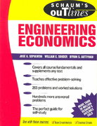Schaums Outline of Engineering Economics (EBOOK) 1st Edition 9780070238343 0070238340