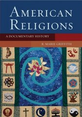 American Religions 1st Edition 9780195170450 0195170458