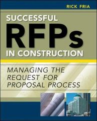Successful RFPs in Construction 1st edition 9780071449090 0071449094