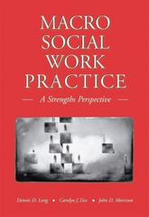 Macro Social Work Practice 1st edition 9780534640439 0534640435