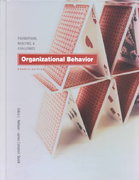 Organizational Behavior 4th edition 9780324116953 0324116950