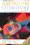 Anthology of American Literature 7th edition 9780130838155 0130838152