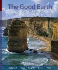 The Good Earth 1st edition 9780073256504 0073256501
