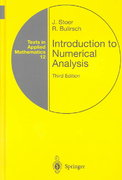 Introduction to Numerical Analysis 3rd edition 9780387954523 038795452X