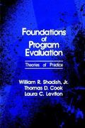 Foundations of Program Evaluation 1st Edition 9780803953017 0803953011