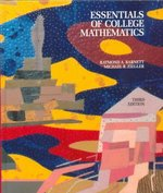 Essentials of College Mathematics for Business, Economics, Life Sciences, and Social Sciences 3rd edition 9780023059315 0023059311