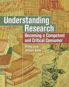 Understanding Research 1st Edition 9780131198449 0131198440